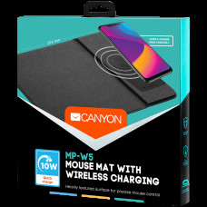 CANYON Mouse Mat with wireless
